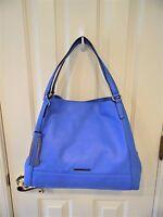 Tignanello Glove Leather Triple Compartment A-line Shopper hydranga