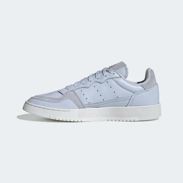 Adidas Sneaker low grau 42 23 Halbschuh | real