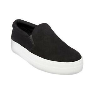 Steve-Madden-Women-039-s-Gills-Slip-On-Platform-Sneaker