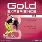 Gold Experience B1 Class Audio CDs (2014)