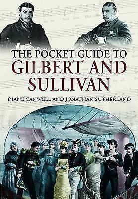 1 of 1 - Gilbert and Sullivan (Pocket Guide), Very Good Condition Book, Jonathan Sutherla