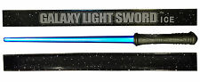 Galaxy ICE Light Sword – DELUXE BLUE light-up Saber Sword