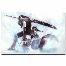 Art Print 36 27x40in F-541 Howls moving Castle Cartoon Anime Hot Poster