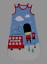 BNWT Baby Boys Soft Warm London Double Decker Bus 2.5 tog Sleeping Bag Growbag