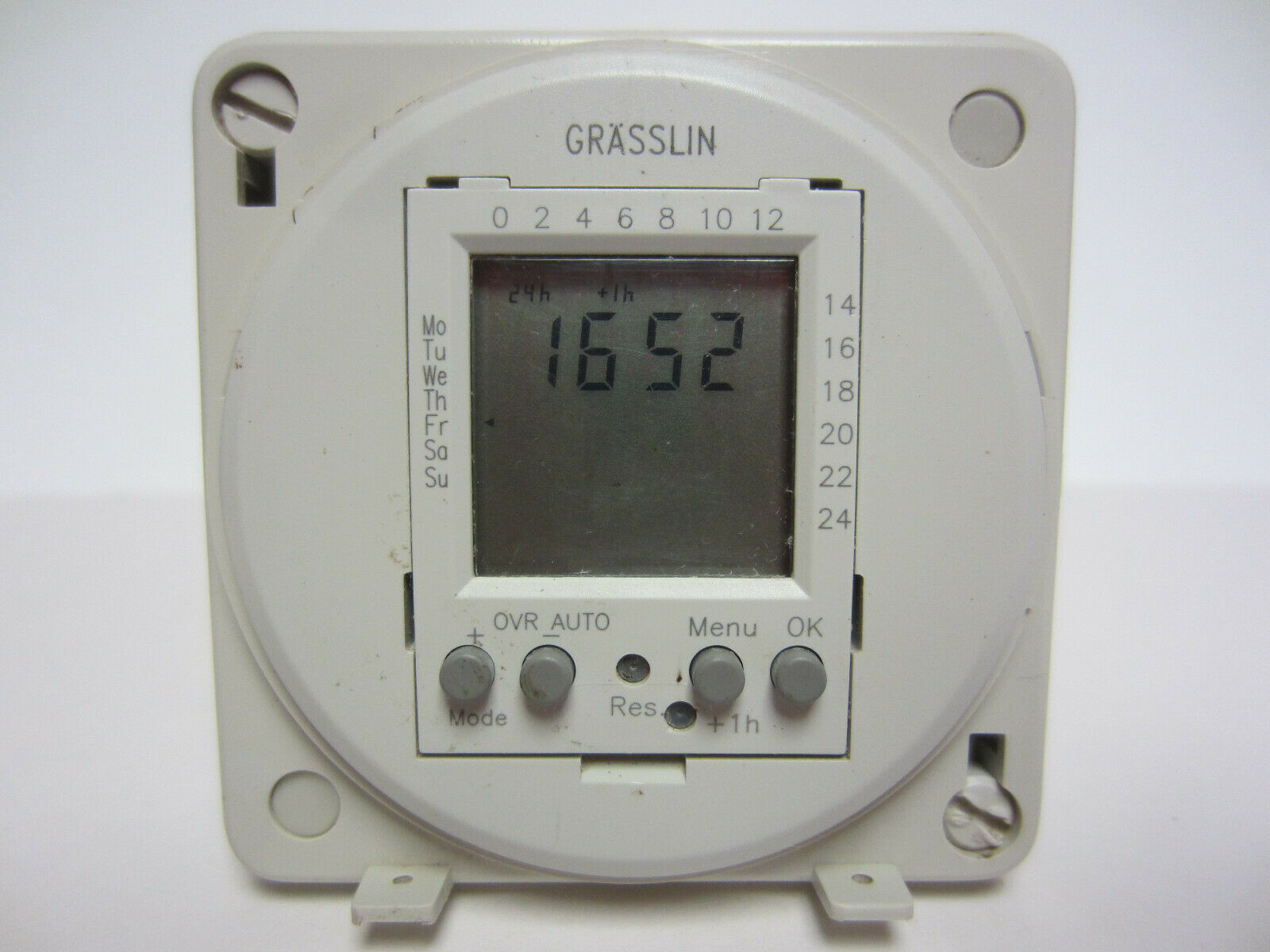 Grasslin by Intermatic FM1D20-120 120VAC 24-Hour 7-Day Electronic Timer Module