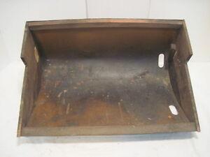 Fine Details About P1 Vintage Cast Iron Treddle Sewing Machine Table Parts Wood Tin Bottom Of Table Interior Design Ideas Oteneahmetsinanyavuzinfo