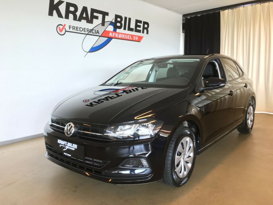 VW Polo 1,6 TDi 95 Comfortline Diesel modelår 2019 km 20000