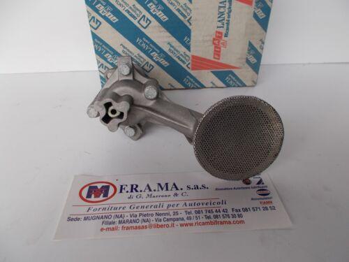 4284907 SEICENTO 900-46514517 UNO ORIGINALE !!! POMPA OLIO FIAT 127