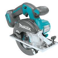 Makita Xsc02z 18v Lxt Brushless Cordless 5-7/8-inch Metal Cutting Saw, Bare Tool