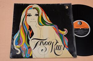 MILVA-LP-TANGO-1-ST-ORIGINALE-GERMANY-1968-GATEFOLD-LAMINATED-TOP-EX