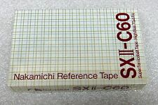 NAKAMICHI SXII-C60 nice cassette tape № 38
