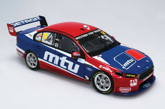 1 18 Biante - 2016 Perth SuperSprint - DJR Ford Falcon FGX - Coulthard