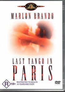 LAST-TANGO-IN-PARIS-DVD-R4-Marlon-Brando-LIKE-NEW-FREE-POST