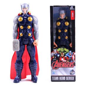 The Avengers Superheld Spiderman Iron Man Thor Action Figur Figuren Spielzeug