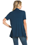 Women-039-s-Solid-Short-Sleeve-Cardigan-Open-Front-Wrap-Vest-Top-Plus-USA-S-3X thumbnail 33