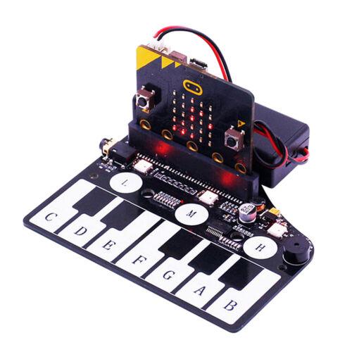 Micro:bit Expansion Board Piano Development Board for BBC Microbit Accessory