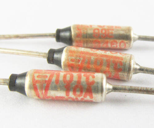 1pc Thermal Cutoffs SEFUSE Microtemp Thermal Fuse TF Cutoff NEC Fuses 73°C-240°C
