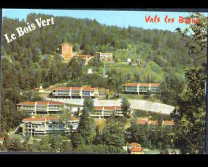 VALS-les-BAS-07-CENTRE-de-DIABETOLOGIE-BOIS-VERT-en-1985