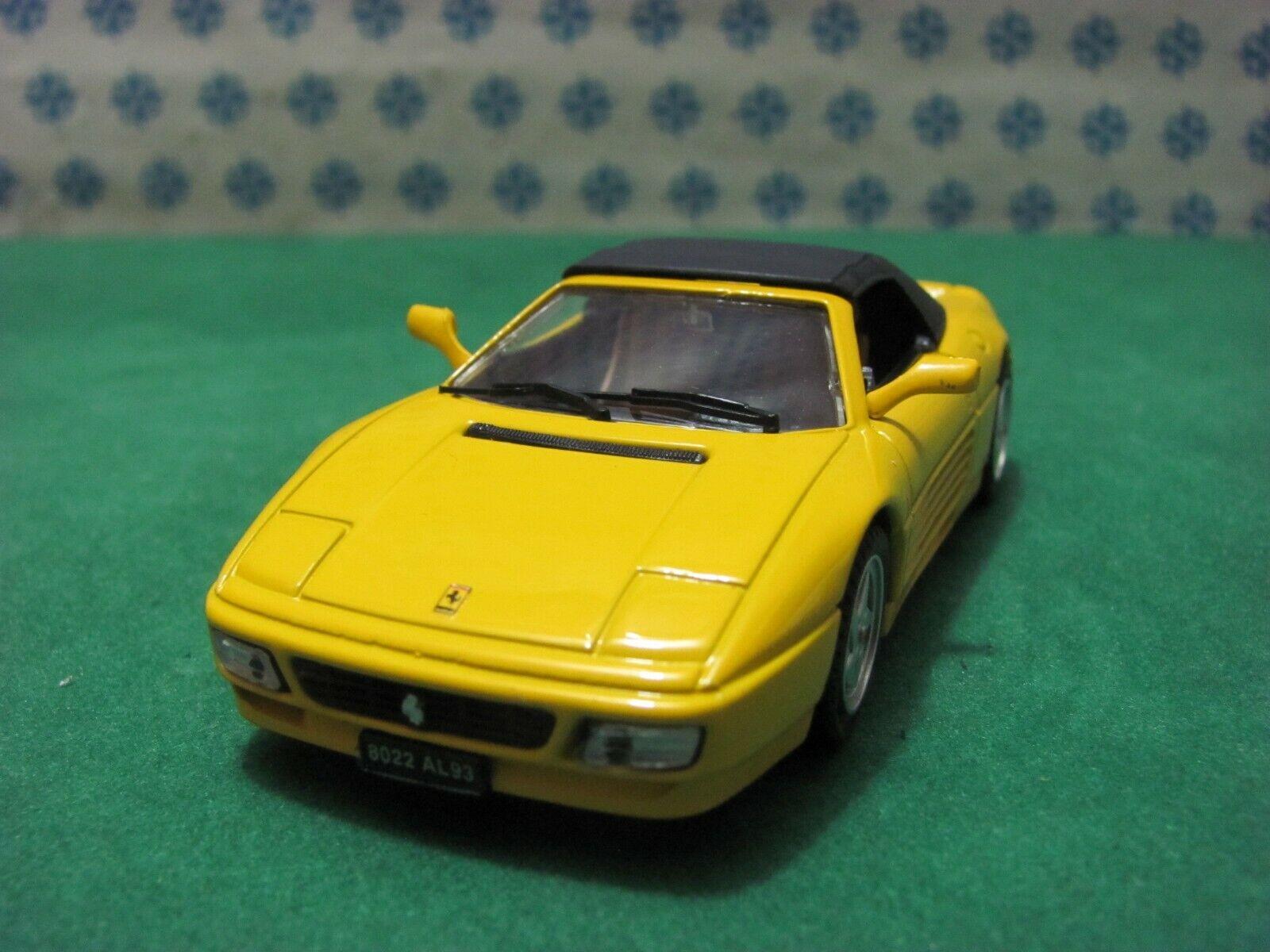 Ferrari 348 3400cc.Spyder 1993 - 1   43 Estado 8011