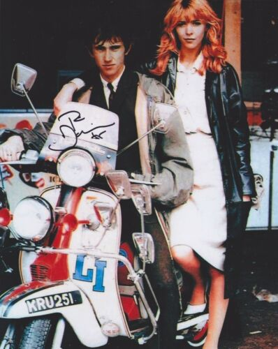 Phil Daniels HAND SIGNED 8x10 Photo Autograph Quadrophenia Eastenders The Who B