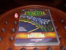 European Poker Tour BARCELLONA - Lo Sport del Poker Hold'Em 1 - Dvd ..... Nuovo