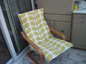 Sensational Details About Handmade Cover For Ikea Alme Poang Chair Stool Scribble Lemon Pattern 3 Evergreenethics Interior Chair Design Evergreenethicsorg