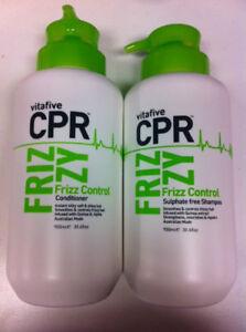 VitaFive CPR Frizzy Shampoo & Conditioner 900ML Duo Vita 5