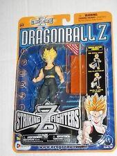 Irwin Dragonball Z DBZ SUPER SAIYAN TRUNKS Striking Z Fighters Figure MOSC