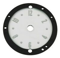 Trim Parts Clock Face With Numbers / For 1953-57 Chevy C1 Corvette / 5130