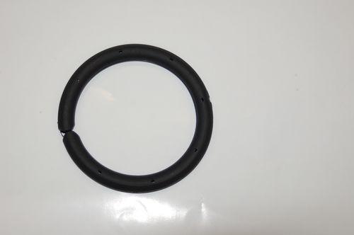 H&R Federdmmring Kunstoff mit Innendurchmesser von 90mm schwarz ...