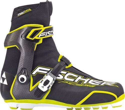 Fischer  Cross Country Ski Boots 2015-16 RCS CarbonLite Skating Size 42 New  after-sale protection