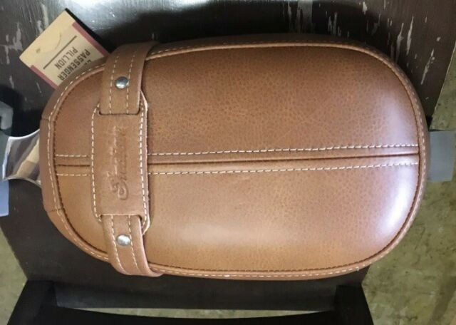 Indian Motorcycle Touring Passenger Seat 2880903-05