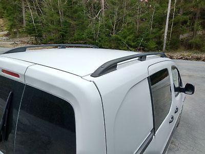 Portaequipajes de techo portaequipajes alu para Peugeot Bipper a partir de 2008 negro TÜV Abe