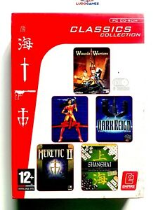 Classics-Collection-PC-Complet-Ouvert-comme-Neuf-Videojuego-Like-Nouveau-Spa