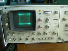 Hewlett Packard HP 3702B IF / BB Reciver  with 3705A Diff Phase Detector