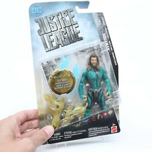 MATTEL DC Justice League Movie Battle Armor Aquaman