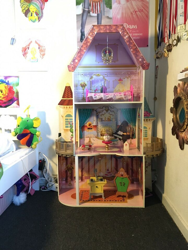 Dukkehus, Kidkraft Disney Belle dukkehus