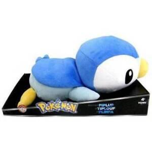 Pokemon PIPLUP Cuscino XXL Peluches 45cm Tomy