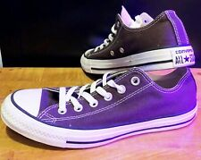 46f3cc607928 CONVERSE ALL STAR CHUCK TAYLOR LOW MEN 6 WOMEN 8 SHOES BURNT UMBER 149523F