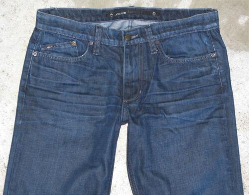 Bas J0es Slim 32 X Foncé Jeans Délavé Sz Hommes Brixton Cotton 100 30 Droit xxR0fZAq