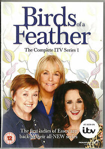 Birds-of-a-Feather-Complete-ITV-Series-1-New-amp-SEALED-Region-0-All-Players
