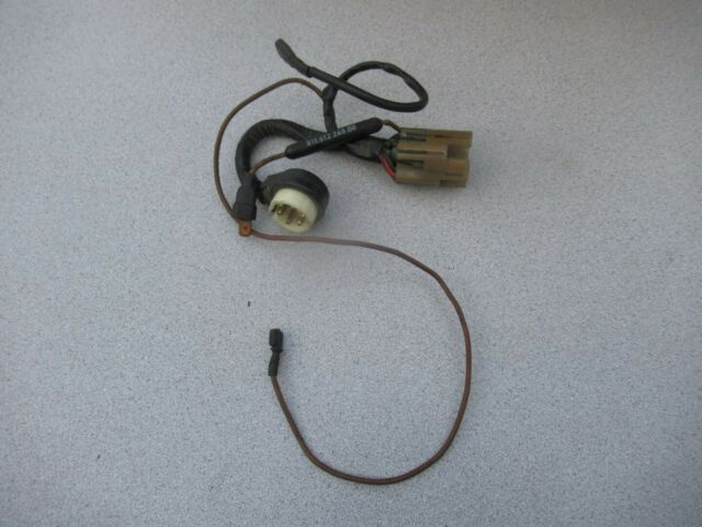 Porsche 911  930 Hazard Switch Wiring Harness  4 C H11