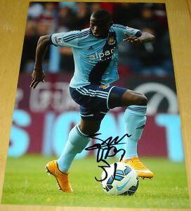 BILLY BONDS /& TREVOR BROOKING Signed Autograph PHOTO Fan Gift Print WEST HAM