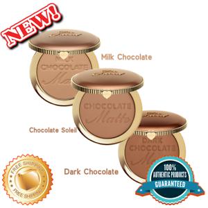 dark chocolate soleil too faced