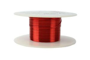 TEMCo-Magnet-Wire-26-AWG-Gauge-Enameled-Copper-2oz-155C-157ft-Coil-Winding