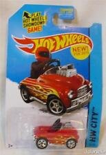 Pedal Driver Pedal Car 1/64 Scale Die-cast Model From HW City by Hot Wheels