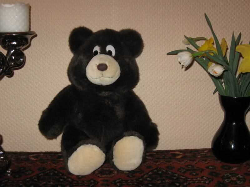 Vintage Holland FAMOUS TV TV TV Pastachoca Teddy Bear 8047e9