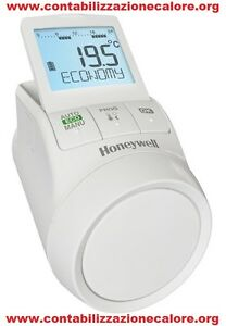 low priced 52b17 76736 Dettagli su Honeywell TheraPRO HR90 Testa termostatica elettronica