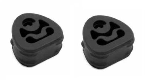 neu 2 x MERCEDES BENZ C W202 SLK R170 Vito W638 Auspuff Gummi Halter Abgasanlage