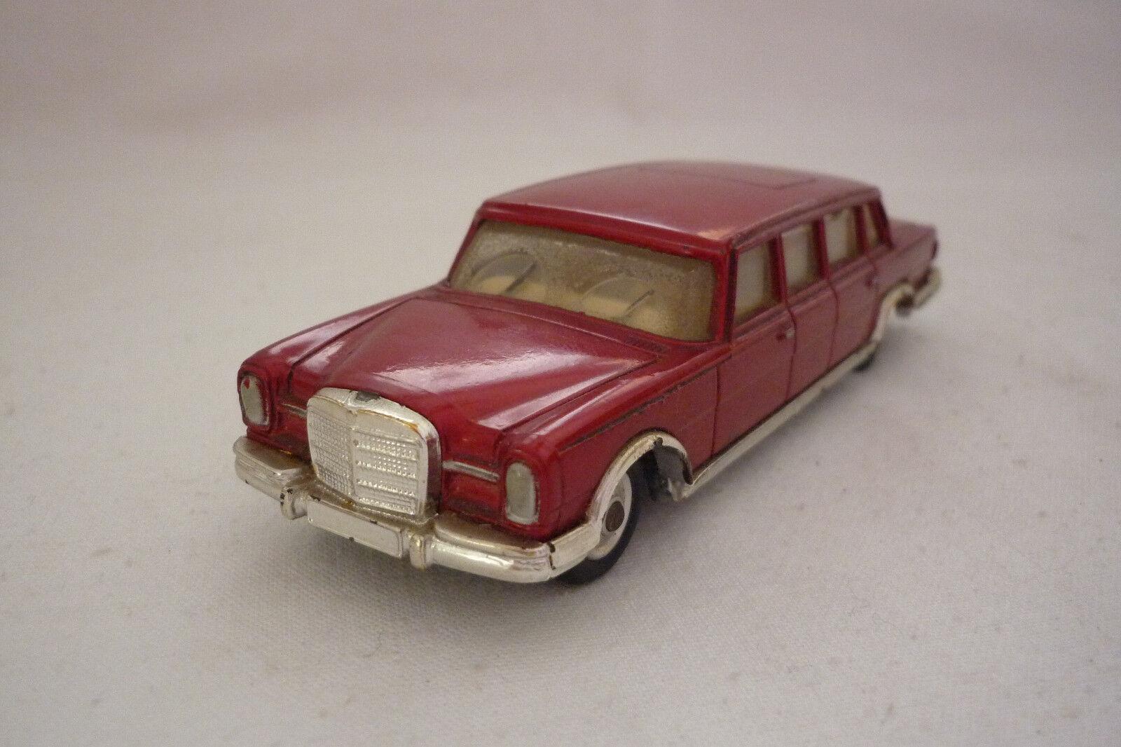 Corgi Toys-Vintage Métal Modèle-Mercedes-Benz 600 Pullman-Corgi (22)